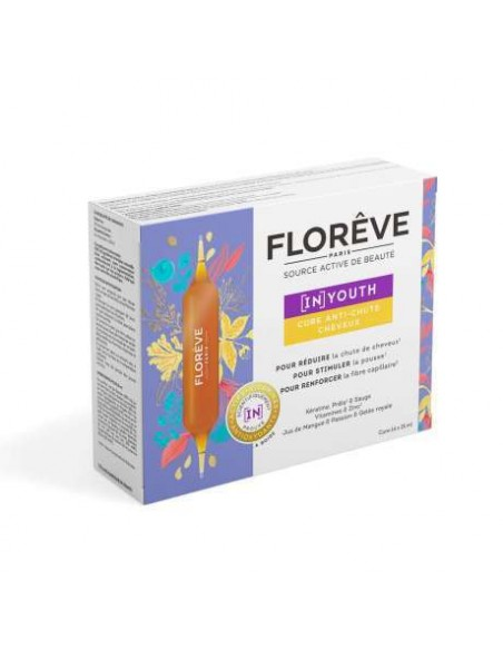 Florêve – ANTI-HAIR LOSS CURE- Beauty