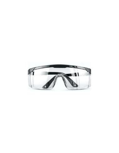 Schutzbrille mit Seitenfront