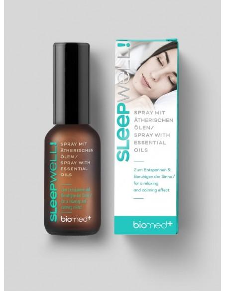 Schlafkonzept Biomed+ SleepWell - Kissenspray