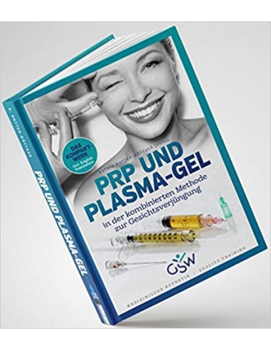 PRP and plasma gel  - Book