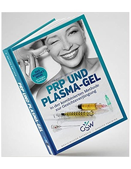 PRP and plasma gel  - Book