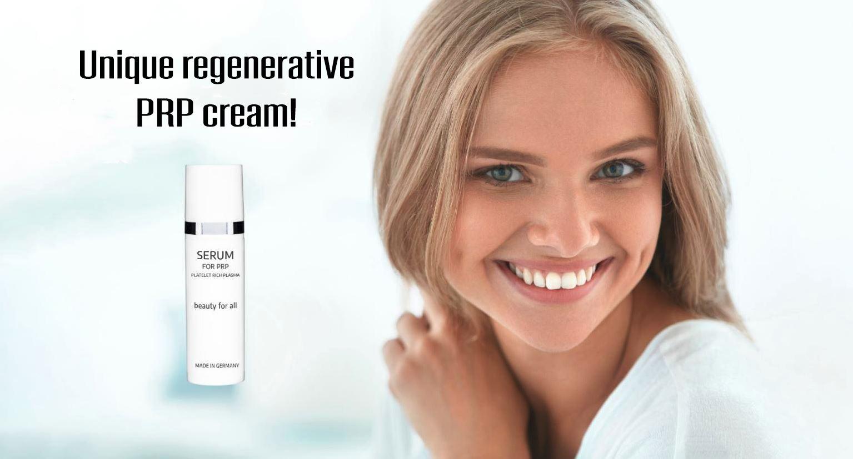 PRP Cream