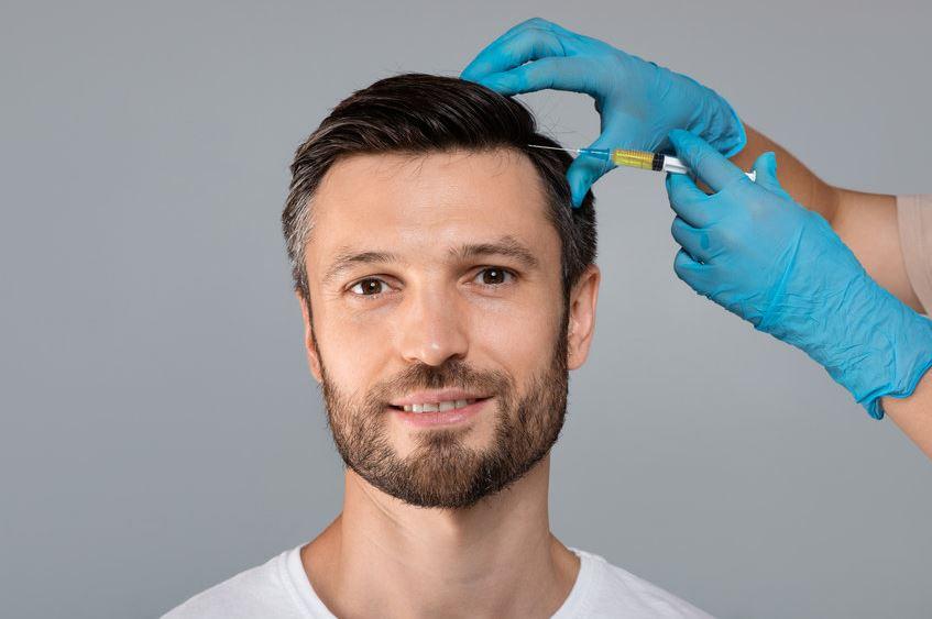 PRP HAAR Restoration Therapie Kit
